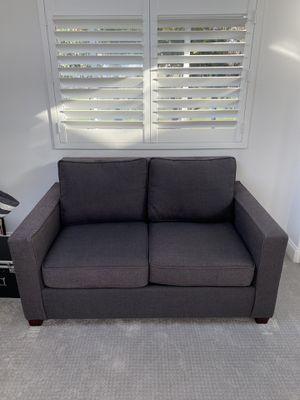 West Elm Henry Sleeper Sofa, Twin for Sale in CORONA DL MAR, CA