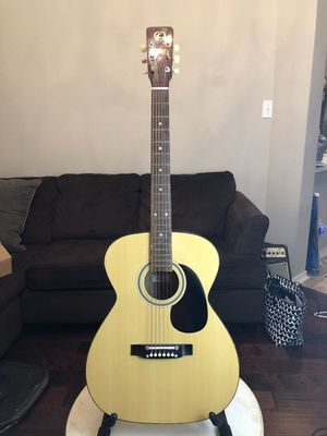 Vintage Kay 6160 Acoustic Guitar - RARE FIND!!! Amazing quality - Late 60's for Sale in Richardson, TX
