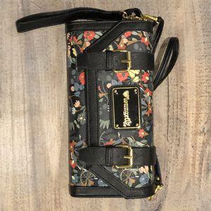 Loungefly Sugar Skull shoulder/wrist bag for Sale in Santee, CA