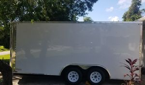 2020 new cargo trailer with back and side door for Sale in Sebastian, FL