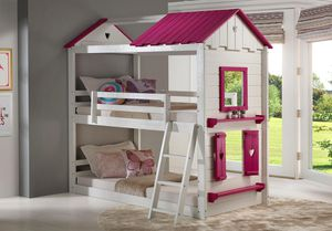 New twin bunk bed with mattress /40 Down for Sale in Missouri City, TX