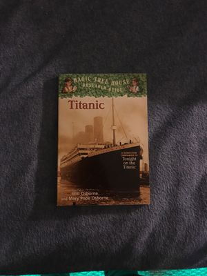 Titanic Research Guide for Sale in Fishkill, NY