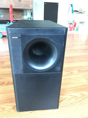 Bose Acoustimass 6 Home theater speaker system, this unit only. for Sale in Philadelphia, PA