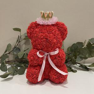 Handmade Princess Rose Bear for Sale in Sacramento, CA