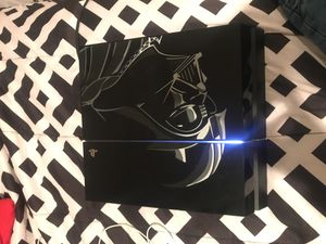 PS4 StarWars Edition 1TB for Sale in Bristow, VA
