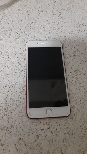 Apple iPhone 7 Plus (RED) unlocked for Sale in Miami, FL
