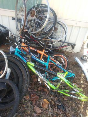 20 inch frame bikes for Sale in Burkburnett, TX