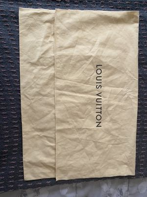 Louis Vuitton Dust Bag for Sale in Los Angeles, CA