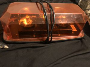 Ironton Twin Rotating Halogen Light for Sale in Show Low, AZ