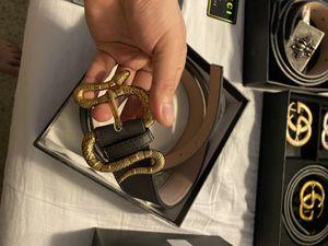Belts , 120 $ 180 $ 180$ for Sale in Kirkland, WA