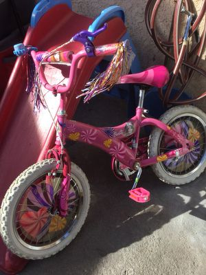 Girls Barbie bike for Sale in Los Angeles, CA