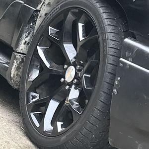 24in Rims Chevrolet for Sale in Alameda, CA
