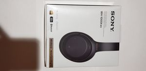 BRAND NEW, SEALED BOX Sony WH-1000XM3 Wireless Noise Canceling Headphones-Black for Sale in Chicago, IL