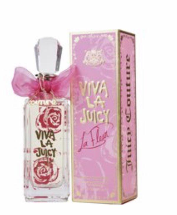 Juicy Couture Juicy Couture Viva La Juicy La Fleur Eau De Toilette Spray for Women