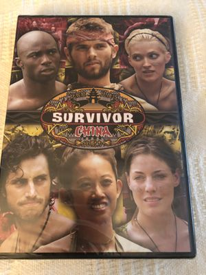 Survivor China DVD for Sale in Pasadena, TX