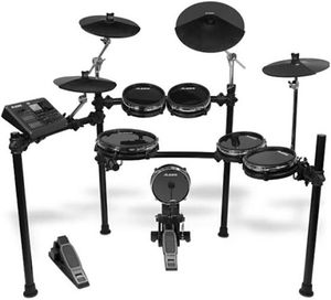 Electronic Drum Set - Alesis DM10 Studio Kit Professional Six-Piece with Low-Noise DMPad Cymbals for Sale in Philadelphia, PA