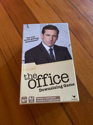The Office - Downsizing Board Game for Sale in Fresno, CA