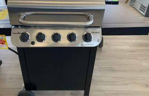 Brand New Char-Broil Stainless Steel BBQ Grill! IP for Sale in Houston, TX