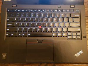3rd Gen Lenovo ThinkPad X1 Carbon Laptop i7-5600U 8GB RAM 256GB SSD Win 10 TOUCH for Sale in Orange Park, FL