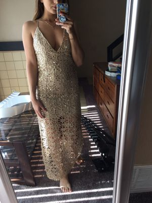 Sequin prom dress for Sale in Chino Hills, CA
