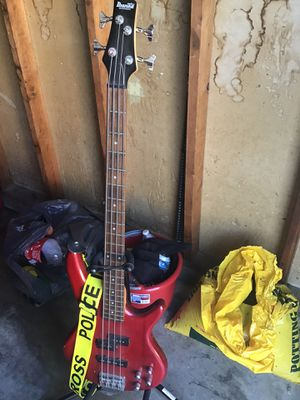 Bass guitar for Sale in San Marcos, CA