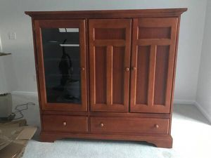 Entertainment center for Sale in Yancey Mills, VA
