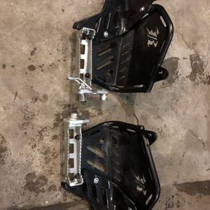 2006-2020 Yamaha Raptor 700R SE Special Edition Heel Guards for Sale in Fresno, CA