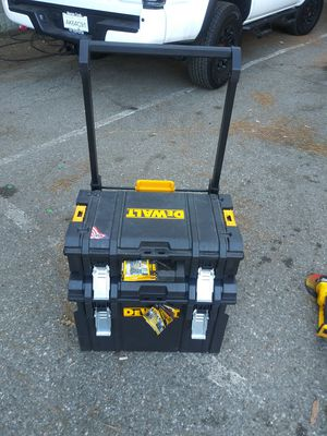 Dewalt tools box for Sale in Sunnyvale, CA