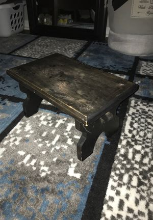 Wooden stool for Sale in Cypress, TX