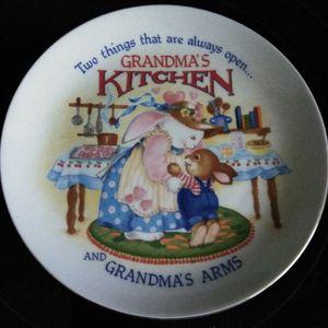 Grandma's Kitchen Plate for Sale in FL, US