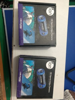 ***New in box Ion action Cameras*** for Sale in Centennial, CO