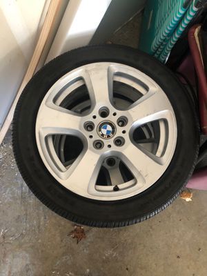BMW rims and tires for Sale in Seattle, WA