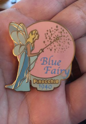 Blue Fairy Disney pin for Sale in Spring Hill, FL