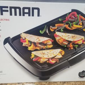 Chefman Electric Griddle Nonstick - Cookware for Sale in Alexandria, VA