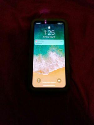Iphone x for Sale in Alpharetta, GA