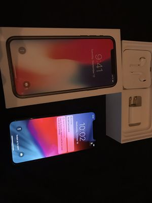 Apple iPhone 10 Unlocked works any carrier I can deliver for Sale in Newark, CA