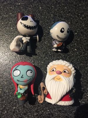 Nightmare Before Christmas Series 2 Mystery Mini collectible statue figure for Sale in Queens, NY