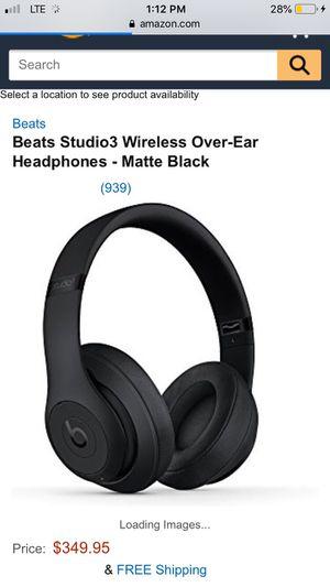 Beats Studio 3 Wireless! Great deal! for Sale in Austin, TX