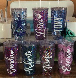Vasos personalizados for Sale in Odessa, TX