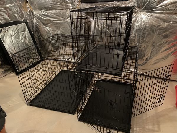 EXL LARGE MEDIUM Pets Creates and Kennels
