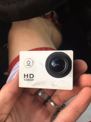 1080p non-name brand GoPro camera for Sale in Troy, MI