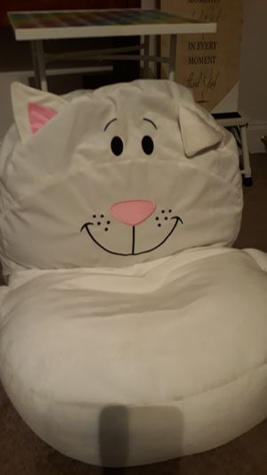 Cute cuddly stuffed animal chair... Changes to 2 animals for Sale in Cranston, RI