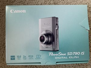 Canon PowerShot Digital Camera with case for Sale in Denver, CO