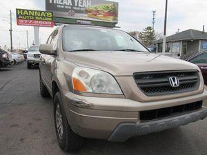 2003 Honda Pilot EX for Sale in Indianapolis, IN