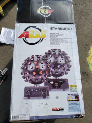 Adj startburst dj equipment for Sale in Los Angeles, CA