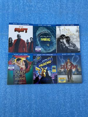 DVD & Blu-Rays for Sale in Los Angeles, CA