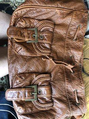 Tan/ brown messenger bag for Sale in Pittsburgh, PA