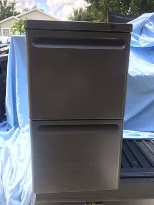 2 drawer file cabinet for Sale in Stuart, FL