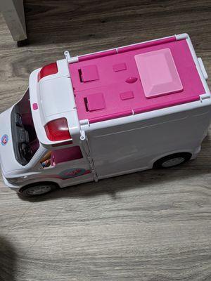 Barbie ambulance for Sale in NORTH DINWIDDIE, VA