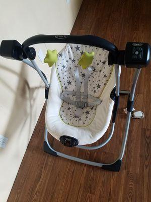 Baby swing for Sale in Arlington, WA